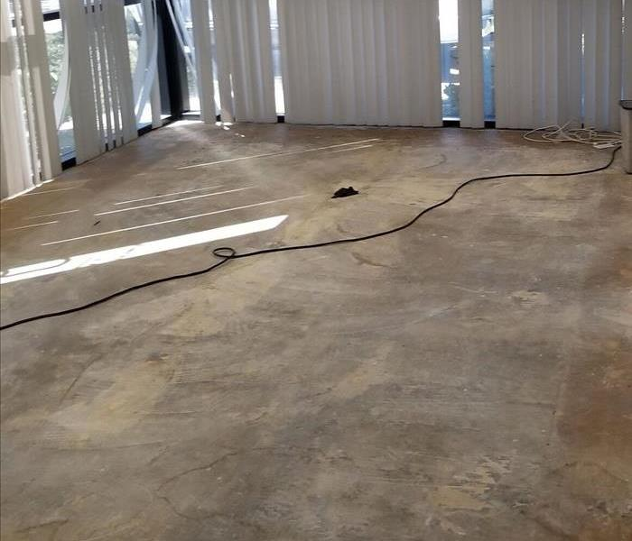 Commercial Water Damage in Sorrento Valley, San Diego After