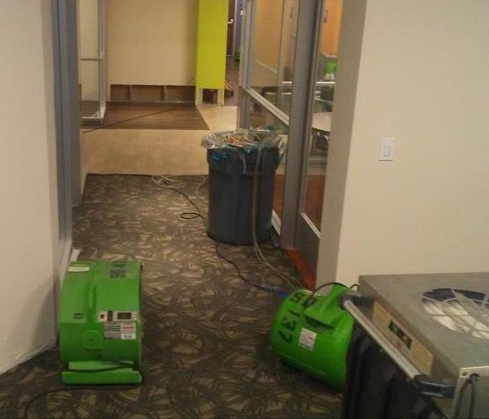 Water Damage Commercial Property Kearny Mesa San Diego
