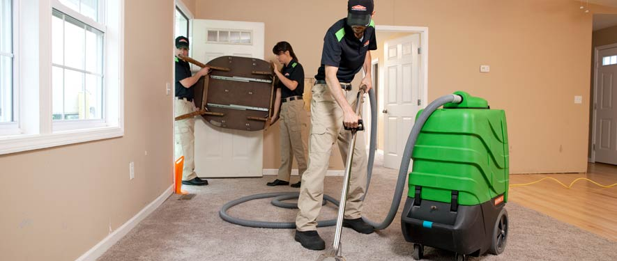 San Diego, CA residential restoration cleaning